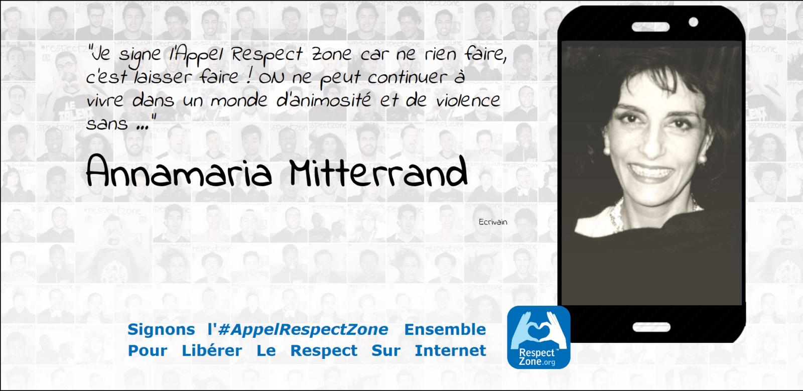 Annamaria Mitterrand