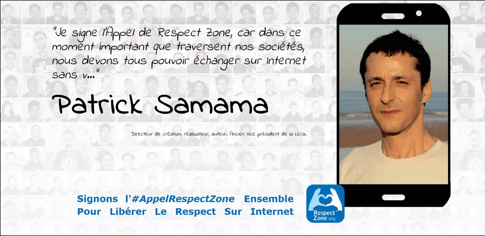 Patrick Samama