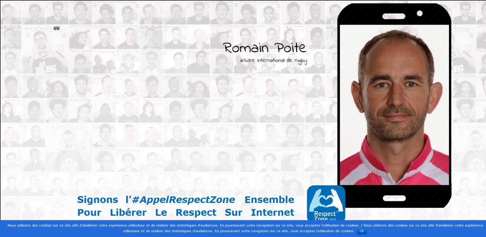 Romain Poite